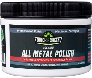 All Metal Polish container