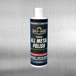 Liquid All Metal Polish