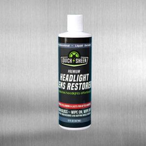 Headlight Lens Restorer