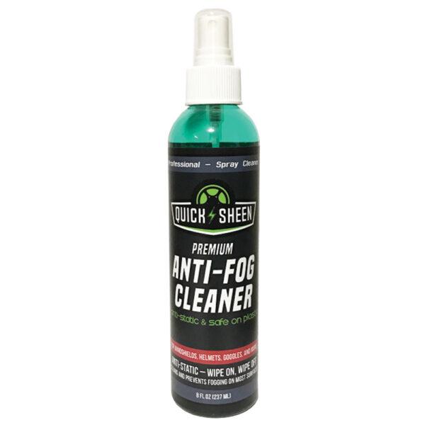 anti fog spray cleaner quick sheen. Black Bedroom Furniture Sets. Home Design Ideas