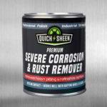 Severe Corrosion & Rust Remover
