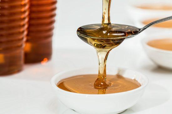 honey viscosity metal polish